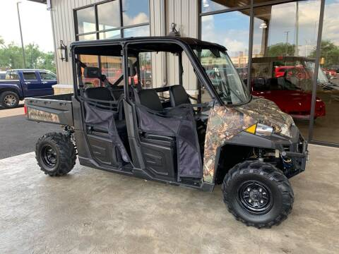 2015 Polaris CAMO CREW 900  for sale at Premier Auto Source INC in Terre Haute IN
