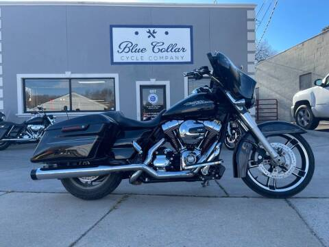 2014 Harley-Davidson Street Glide Special FLHXS for sale at Blue Collar Cycle Company in Salisbury NC