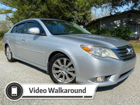 2011 Toyota Avalon for sale at Byron Thomas Auto Sales, Inc. in Scotland Neck NC
