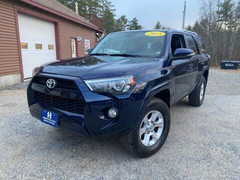 2015 Toyota 4Runner for sale at Hornes Auto Sales LLC in Epping NH