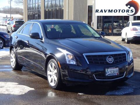 2014 Cadillac ATS for sale at RAVMOTORS 2 in Crystal MN