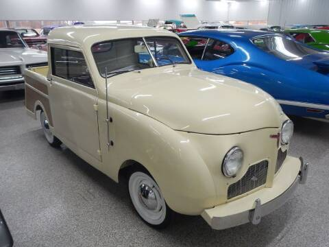 1948 CROSLEY CC TRUCK for sale at Custom Rods and Muscle in Celina OH