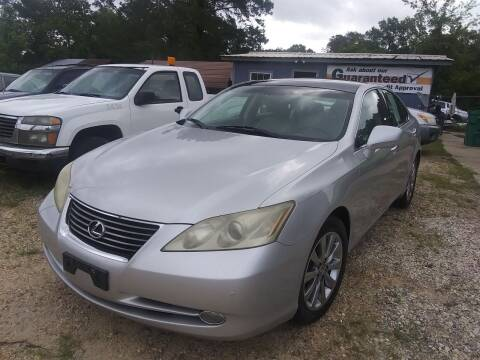 2007 Lexus ES 350 for sale at Malley's Auto in Picayune MS