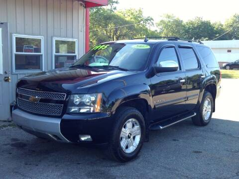 2007 Chevrolet Tahoe for sale at Midwest Auto & Truck 2 LLC in Mansfield OH
