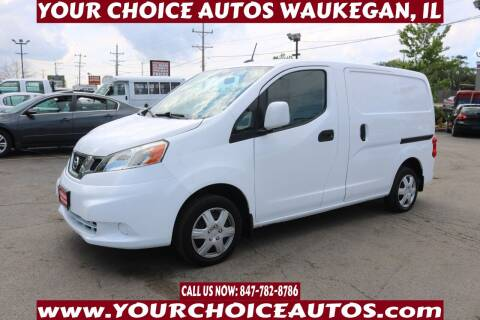 2018 Nissan NV200 for sale at Your Choice Autos - Waukegan in Waukegan IL