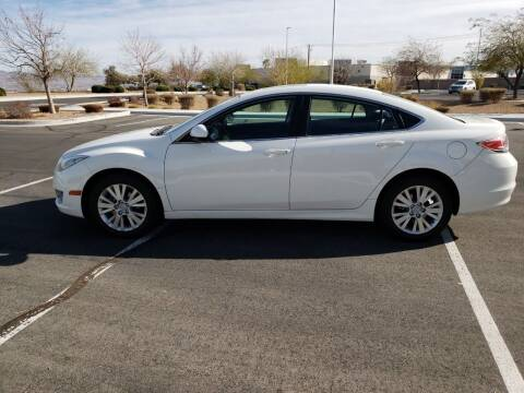 2010 Mazda MAZDA6 for sale at RAFIKI MOTORS in Henderson NV