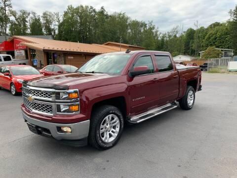 2015 Chevrolet Silverado 1500 for sale at Twin Rocks Auto Sales LLC in Uniontown PA