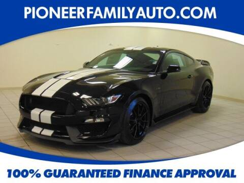 2020 Ford Mustang for sale at Pioneer Family auto in Marietta OH