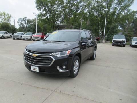 2018 Chevrolet Traverse for sale at Aztec Motors in Des Moines IA
