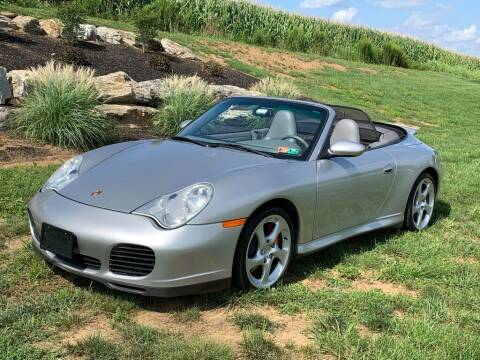2004 Porsche 911 Carrera for sale at AIC Auto Sales in Quarryville PA