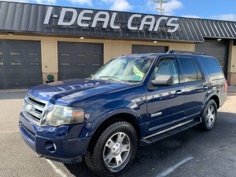 2008 Ford Expedition for sale at I-Deal Cars in Harrisburg PA