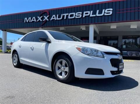 2015 Chevrolet Malibu for sale at Maxx Autos Plus in Puyallup WA