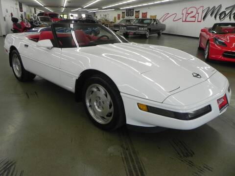1995 Chevrolet Corvette for sale at 121 Motorsports in Mount Zion IL