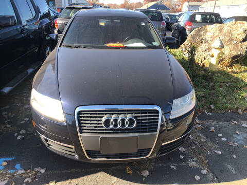 2005 Audi A6 for sale at Whiting Motors in Plainville CT