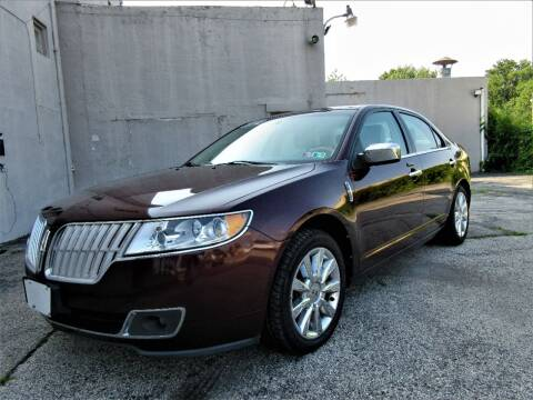 2012 Lincoln MKZ for sale at New Concept Auto Exchange in Glenolden PA