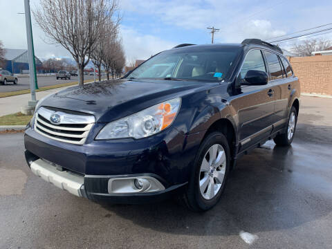 2012 Subaru Outback for sale at Berge Auto in Orem UT