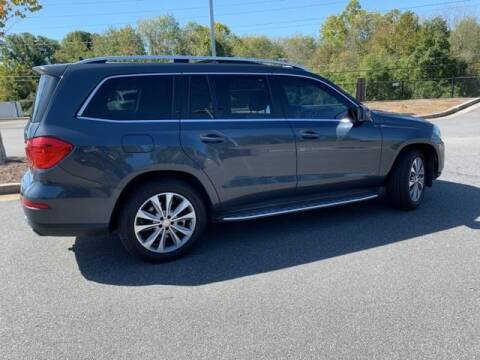 2014 Mercedes-Benz GL-Class for sale at CU Carfinders in Norcross GA
