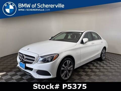 2018 Mercedes-Benz C-Class for sale at BMW of Schererville in Shererville IN