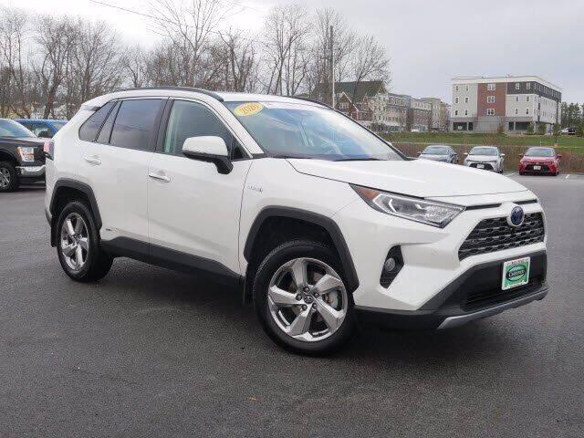 2020 Toyota RAV4 Hybrid for sale in Dover, NH