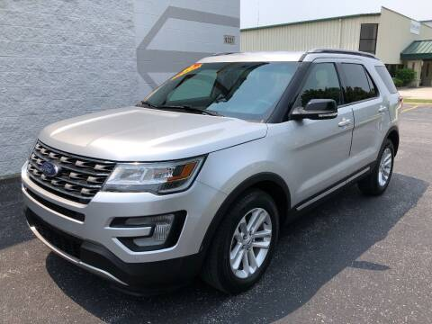 2016 Ford Explorer for sale at Ryan Motors in Frankfort IL