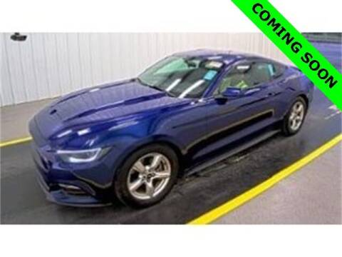 2015 Ford Mustang for sale at LAKESIDE MOTORS, INC. in Sachse TX