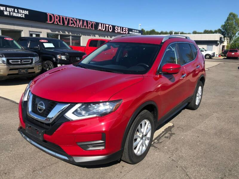 2017 Nissan Rogue for sale at DriveSmart Auto Sales in West Chester OH