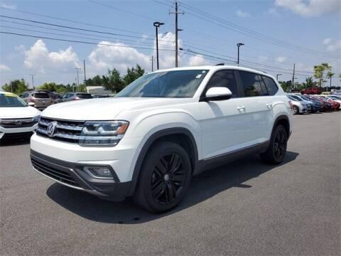 2018 Volkswagen Atlas for sale at Southern Auto Solutions - Honda Carland in Marietta GA
