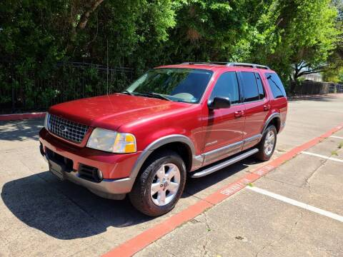 2004 Ford Explorer for sale at DFW Autohaus in Dallas TX