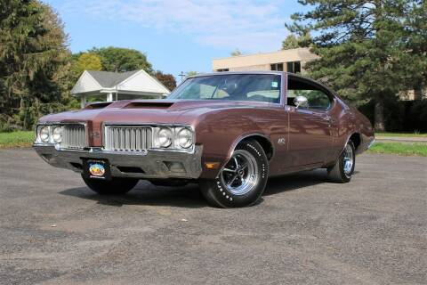 1970 Oldsmobile 442 for sale at Great Lakes Classic Cars & Detail Shop in Hilton NY