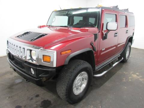 2003 HUMMER H2 for sale at Automotive Connection in Fairfield OH