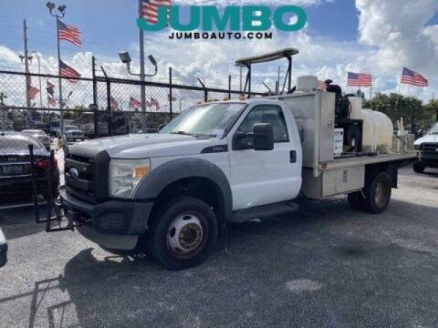 2011 Ford F-550 Super Duty for sale at JumboAutoGroup.com - Jumboauto.com in Hollywood FL