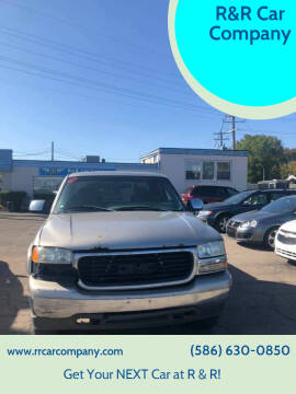 2000 GMC Sierra 1500 for sale at R&R Car Company in Mount Clemens MI