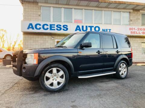 2006 Land Rover LR3 for sale at Access Auto in Salt Lake City UT