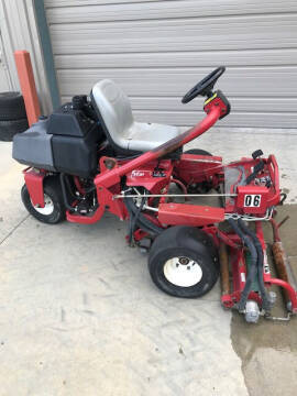 1999 Toro 3100 Greensmaster for sale at Mathews Turf Equipment in Hickory NC