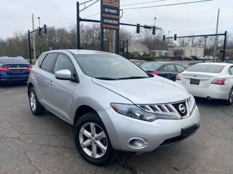 2010 Nissan Murano for sale at Cap City Motors LLC in Columbus OH