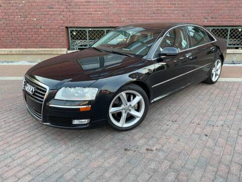 2008 Audi A8 for sale at Euroasian Auto Inc in Wichita KS