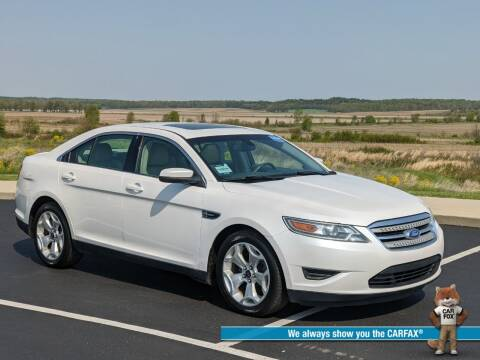 2011 Ford Taurus for sale at Bob Walters Linton Motors in Linton IN