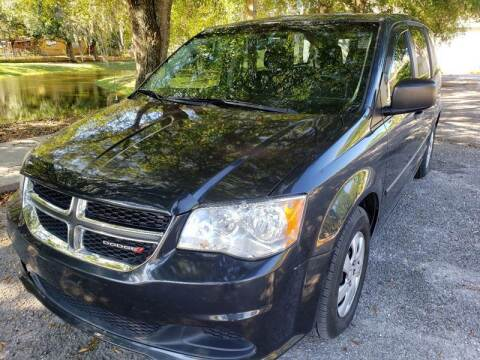 2013 Dodge Grand Caravan for sale at The Auto Adoption Center in Tampa FL