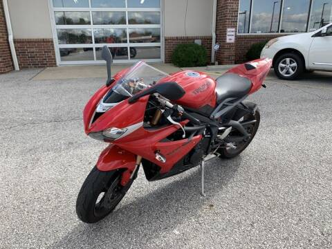 2015 Triumph Daytona 675 ABS for sale at Head Motor Company - Head Indian Motorcycle in Columbia MO