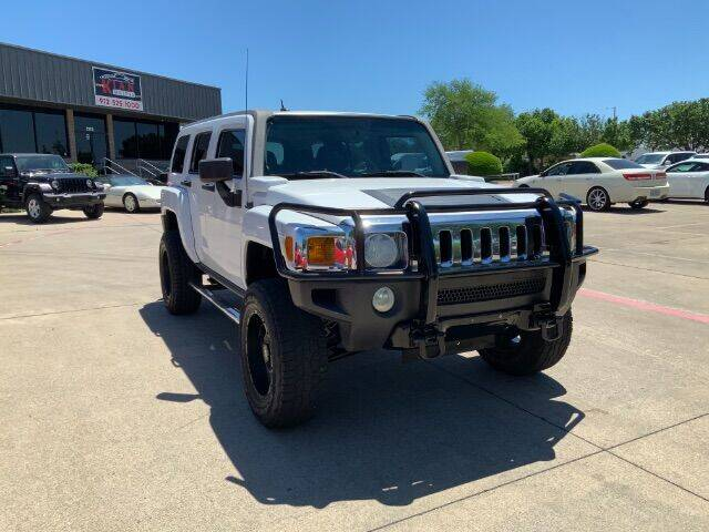 2009 HUMMER H3 for sale in Plano, TX