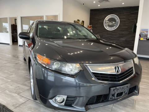 2011 Acura TSX for sale at Evolution Autos in Whiteland IN