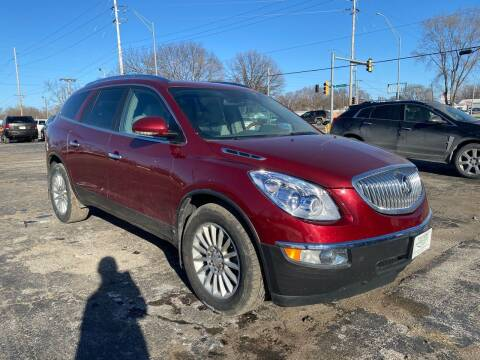 2010 Buick Enclave for sale at Rocket Cars Auto Sales LLC in Des Moines IA
