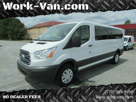 2018 Ford Transit Passenger for sale at Work-Van.com in Union City GA