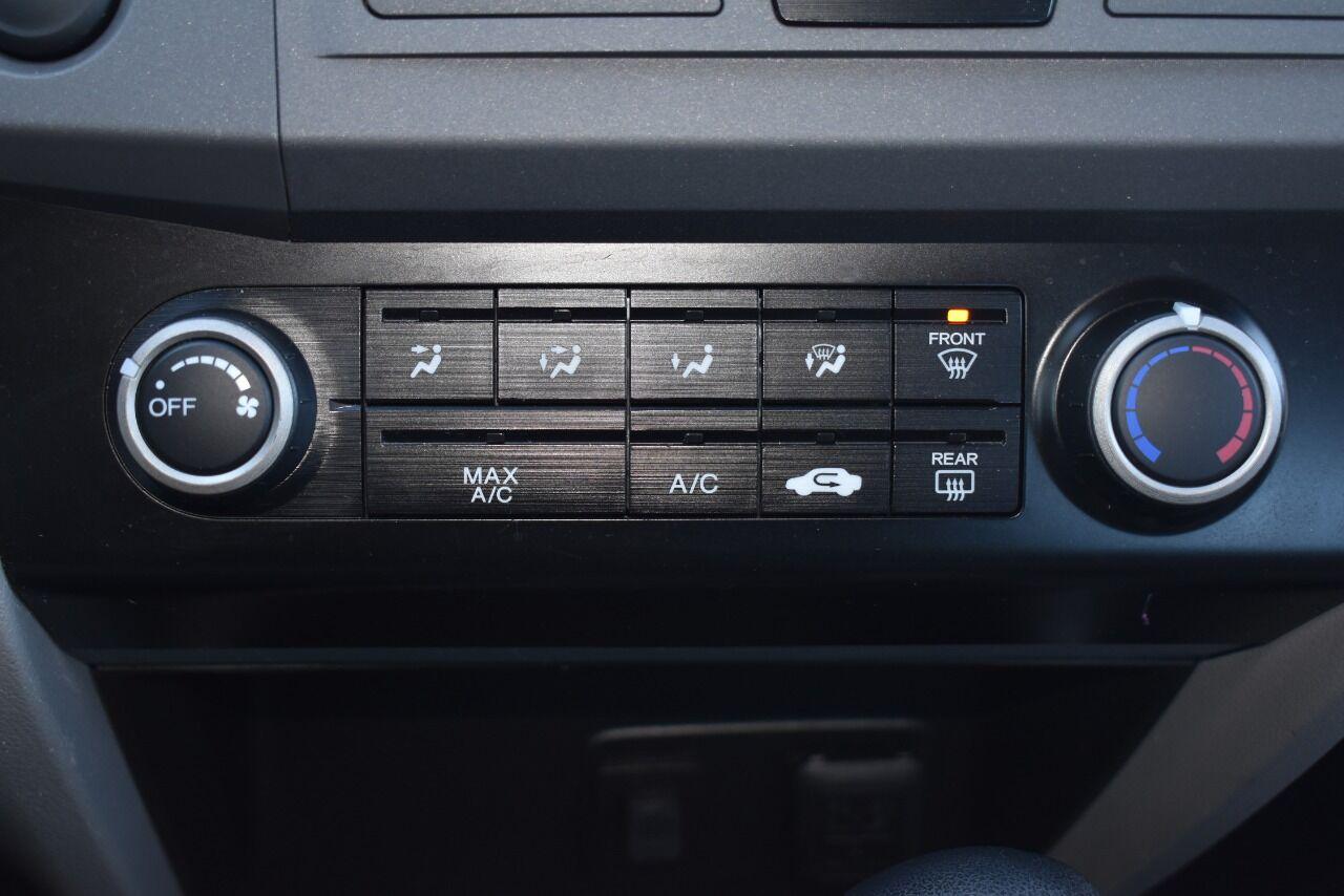 2012 Honda Civic LX 4dr Sedan 5A full