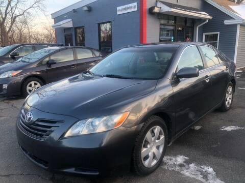 2008 Toyota Camry for sale at Auto Kraft in Agawam MA