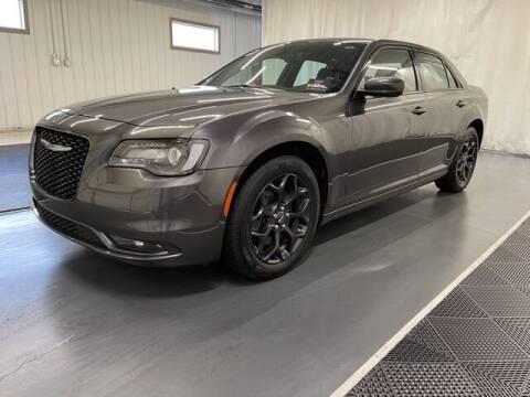 2019 Chrysler 300 for sale at Monster Motors in Michigan Center MI