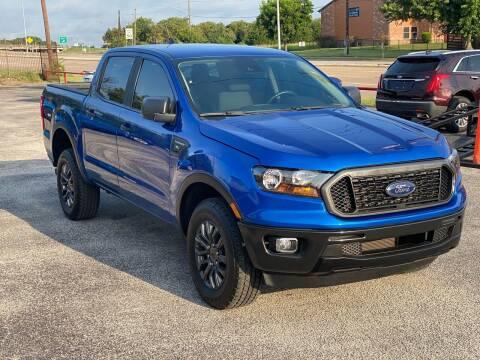 2020 Ford Ranger for sale at LLANOS AUTO SALES LLC - LEDBETTER in Dallas TX