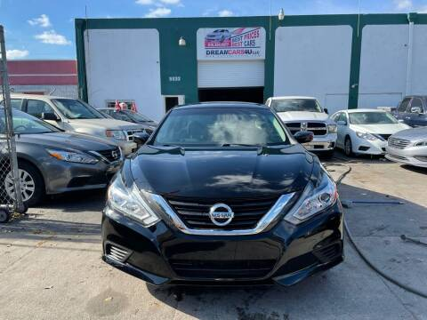 2016 Nissan Altima for sale at Dream Cars 4 U in Hollywood FL