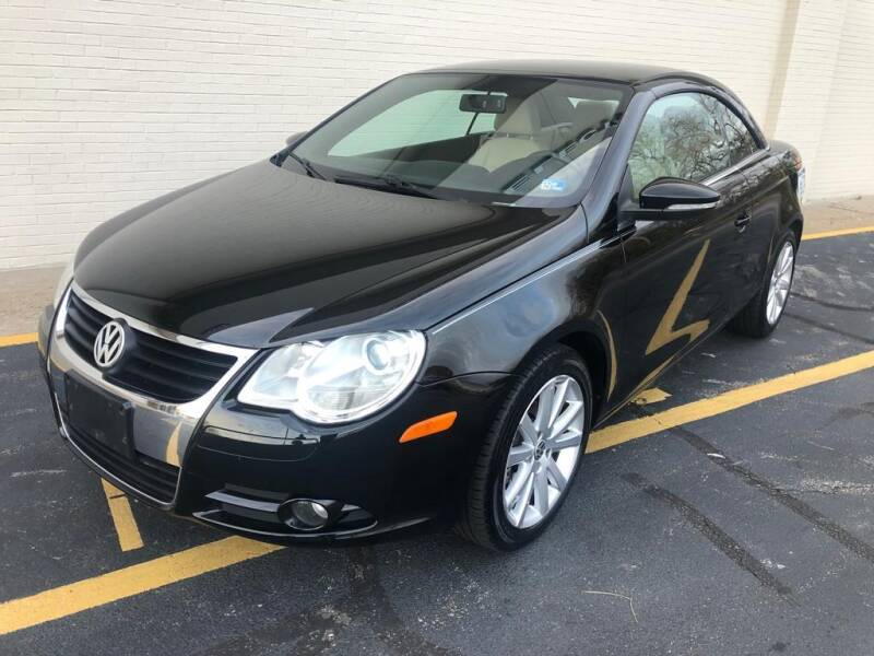 2010 Volkswagen Eos for sale at Carland Auto Sales INC. in Portsmouth VA