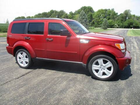 2011 Dodge Nitro for sale at Crossroads Used Cars Inc. in Tremont IL